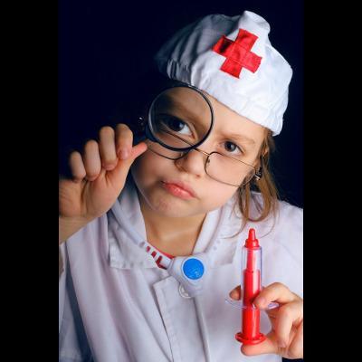 Malá doktorka
