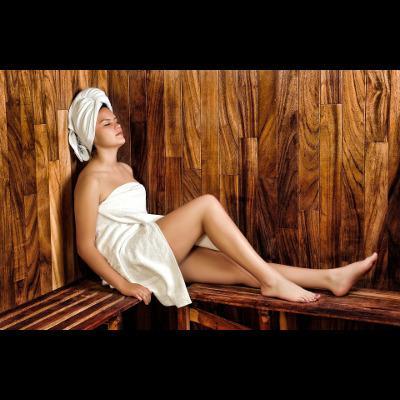 Čůrání v sauně